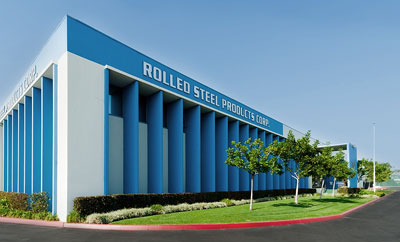 RSP Front of building 1 small Welcome to Rolled Steel Products, Inc.