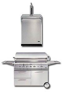 beer dispenser bbq Stainless Steel
