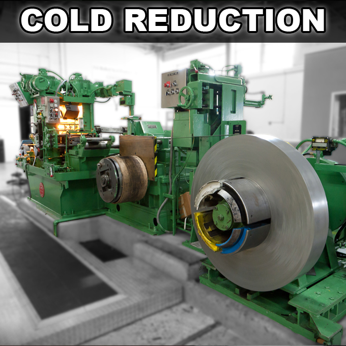 cold reduction Welcome to Rolled Steel Products, Inc.