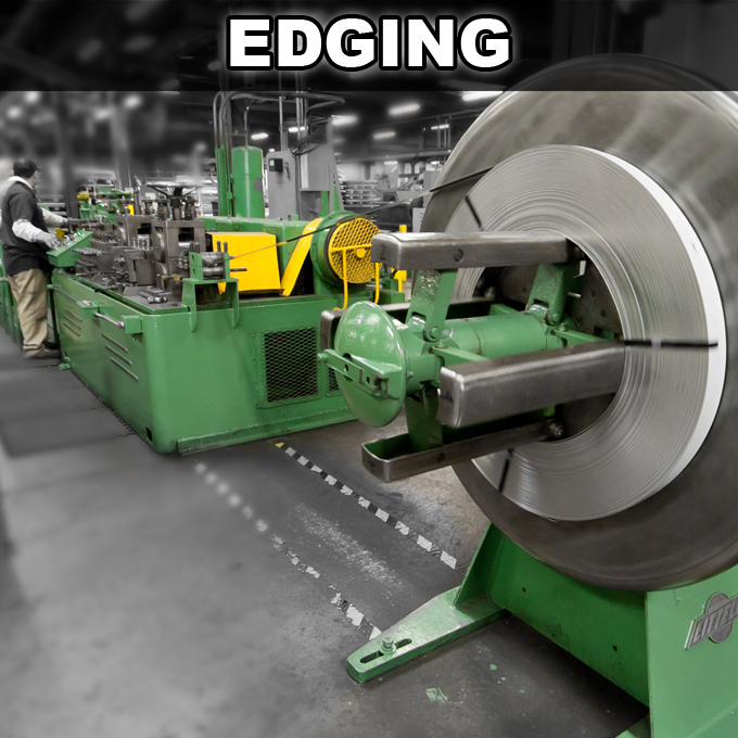edging Welcome to Rolled Steel Products, Inc.