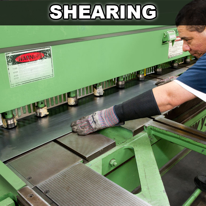 shearing Welcome to Rolled Steel Products, Inc.